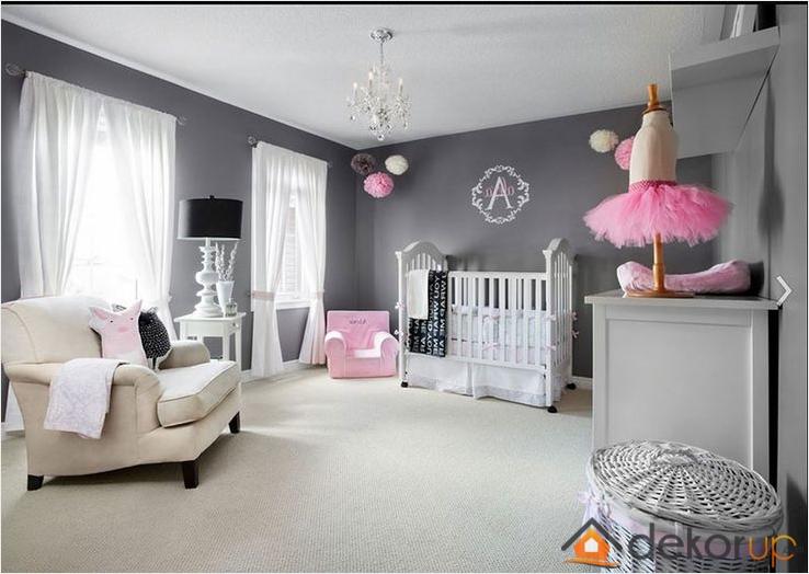 Muhte em bebek odas dekorasyonu fikirleri dekorup - Deco chambre fille 2 ans ...