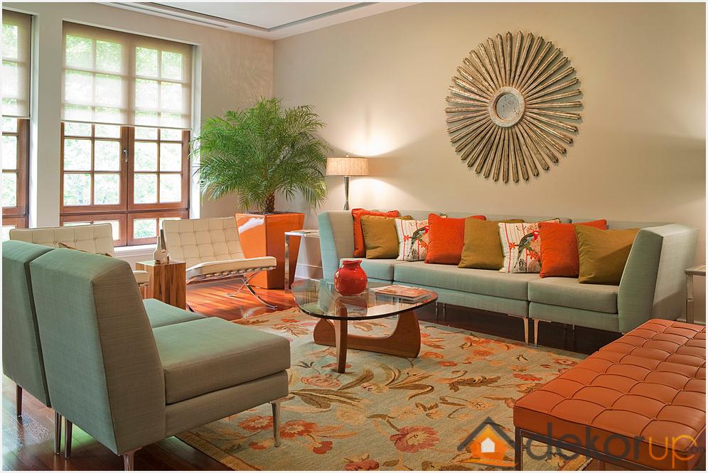 Oturma Odası Renk Uyumu
