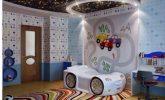 Çocuk Odaları İçin Tavan Tasarım Fikirleri