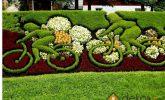 Göz alıcı Bahçe Duvar Örnekleri