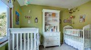 İkiz Bebek Odası Tasarımı Nasıl Olmalıdır?
