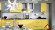 Modern Mutfak Dolabı Modelleri ve Renkleri
