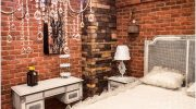 Eviniz için Tuğla Duvar Modelleri