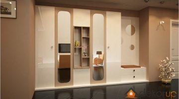 Çarpıcı Modern Vestiyer Tasarımları